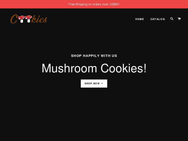 mushroomcookies.com