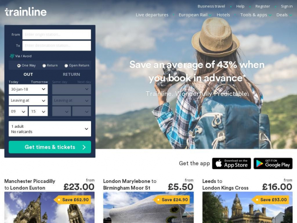 trainline.co.uk